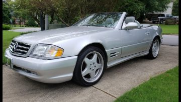 5 Things I Hate About My Mercedes SL500