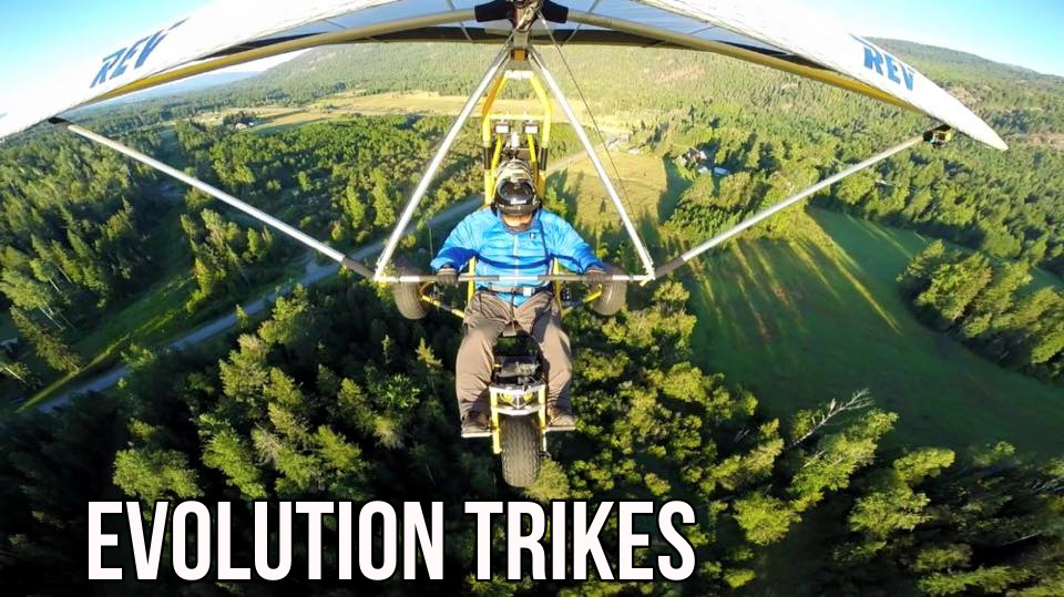 Bicycle With Wings – Evolution Trikes