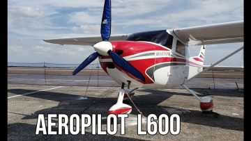 A Scaled Down Version Of A Cessna 182 l Aeropilot Legend 600
