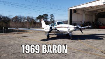 Beechcraft Baron For Sale l Let's Go Flying