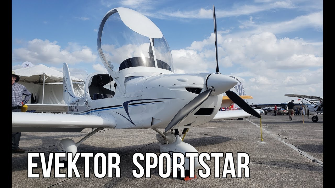 Evektor Light Sport Aircraft
