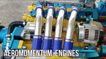 New Line Of Aircraft Engines l US Sport Aviation Expo l Aeromomentum