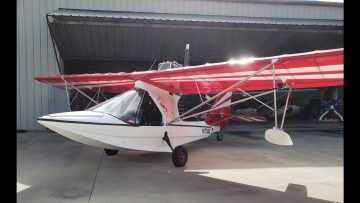 Aventura Ultralight Airplane Kit Starting At $25,000