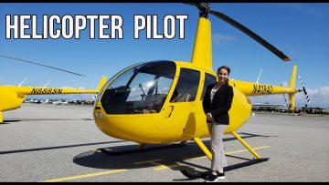 Fly Helicopters For A Living l Women In Aviation