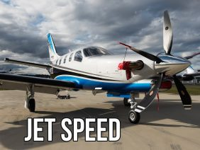 TBM 930 l The Fastest Single Engine Aircraft In The World