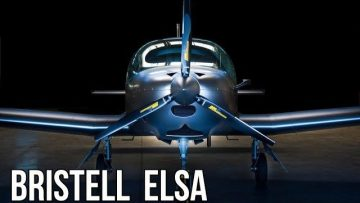 The Freedom Of Experimental Airplanes l Bristell ELSA