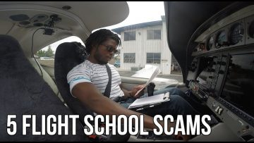 TOP 5 Ways Flight Schools Cheat Students