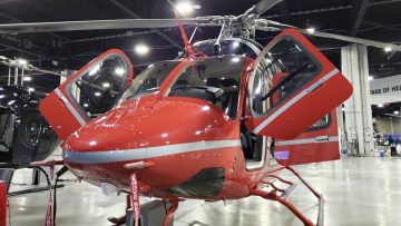 $5M Executive Helicopter –  Bell 429, Bell 505