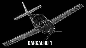The Fastest, Longest Range 2 Seater Aircraft – DarkAero, Oshkosh 2019