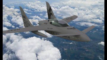 The Voodoo Personal Jet Designed By Jeff Kerlo