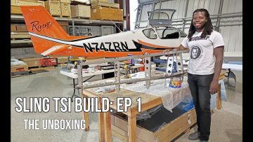 My New Airplane KIT Unboxing + New YouTube Channel