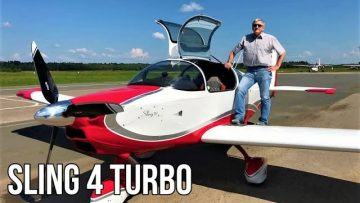 Upgrading From A Cessna 150 To A Sling 4 Turbo