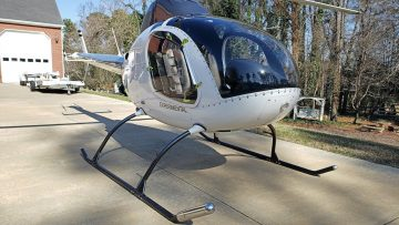 A600 Talon Private Helicopter  Fly From Your Driveway