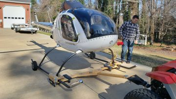 personalhelicopter