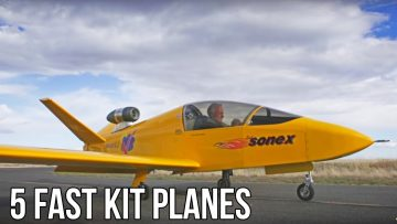 5 Of The Fastest Kit Planes