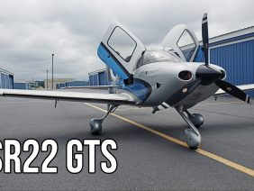 CIRRUS SR22 GTS