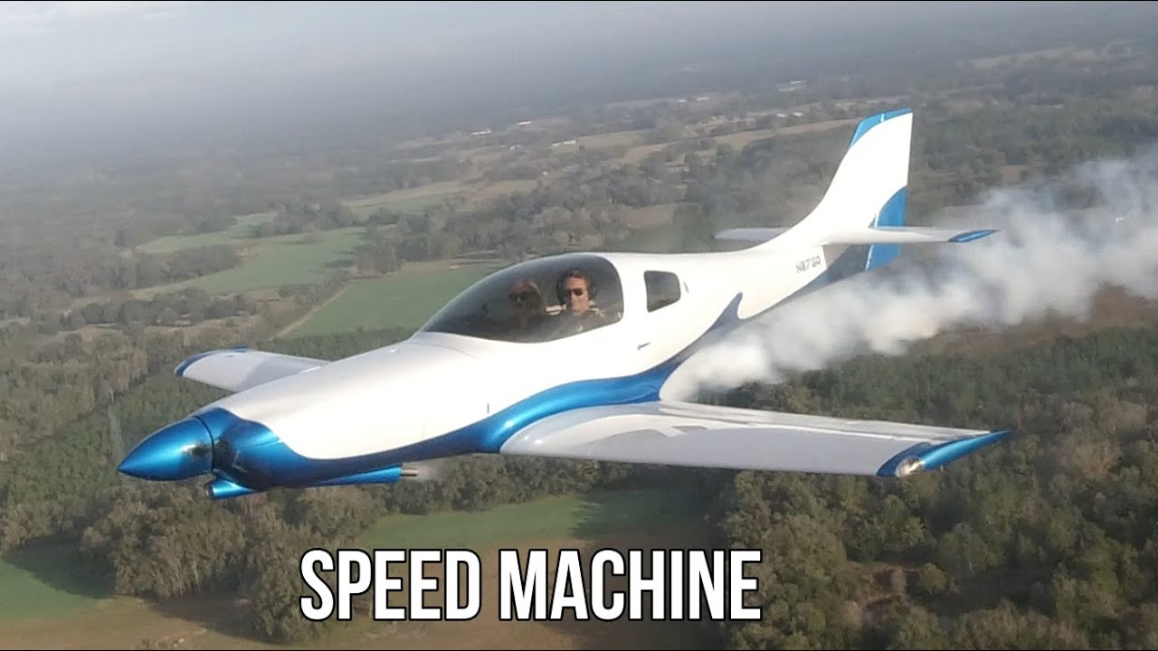 $200,000 Lancair 360 Is The Ultimate Speed Machine