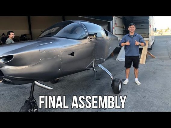 Update On My Airplane Build + Flight Simulator