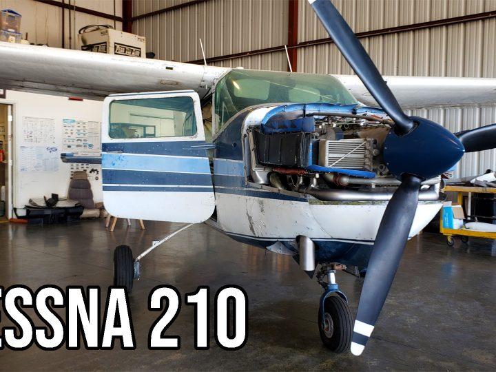 Cessna 210 Turbo