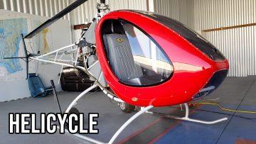 Helicycle Turbine