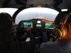 Screven County Night Flight