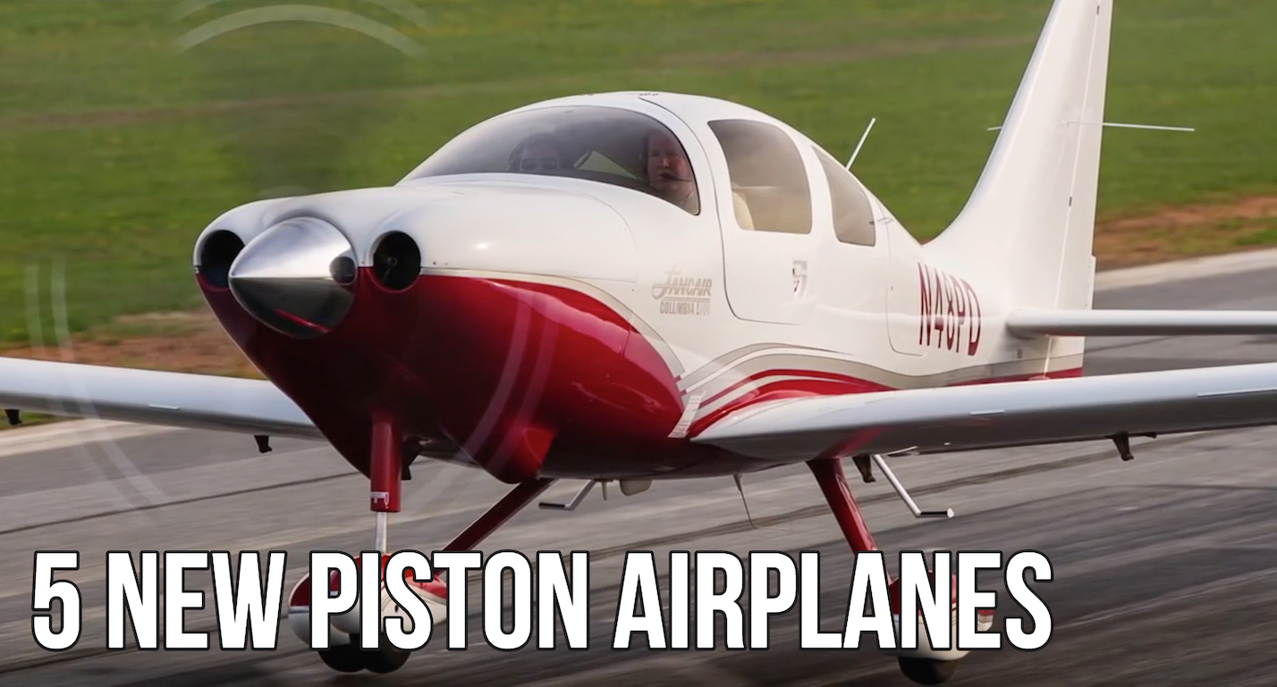 The Most Expensive Piston Engine Airplanes – MojoGrip