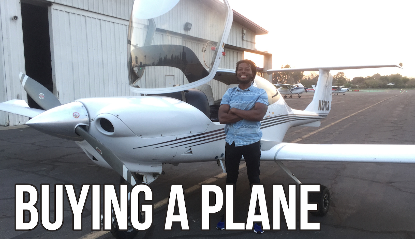 Buying an airplane(1)