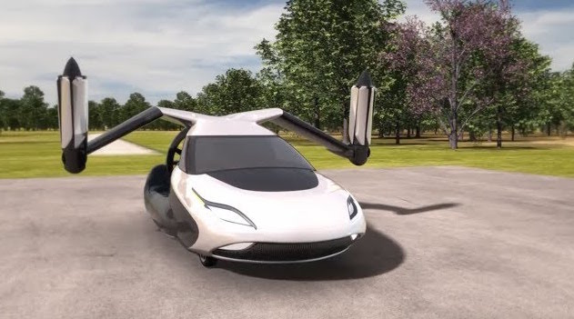 flying cars of the future