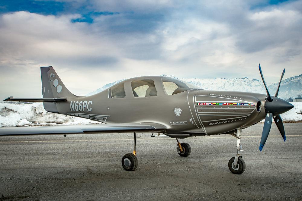 Lancair Mako High Performance Kit Plane – MojoGrip