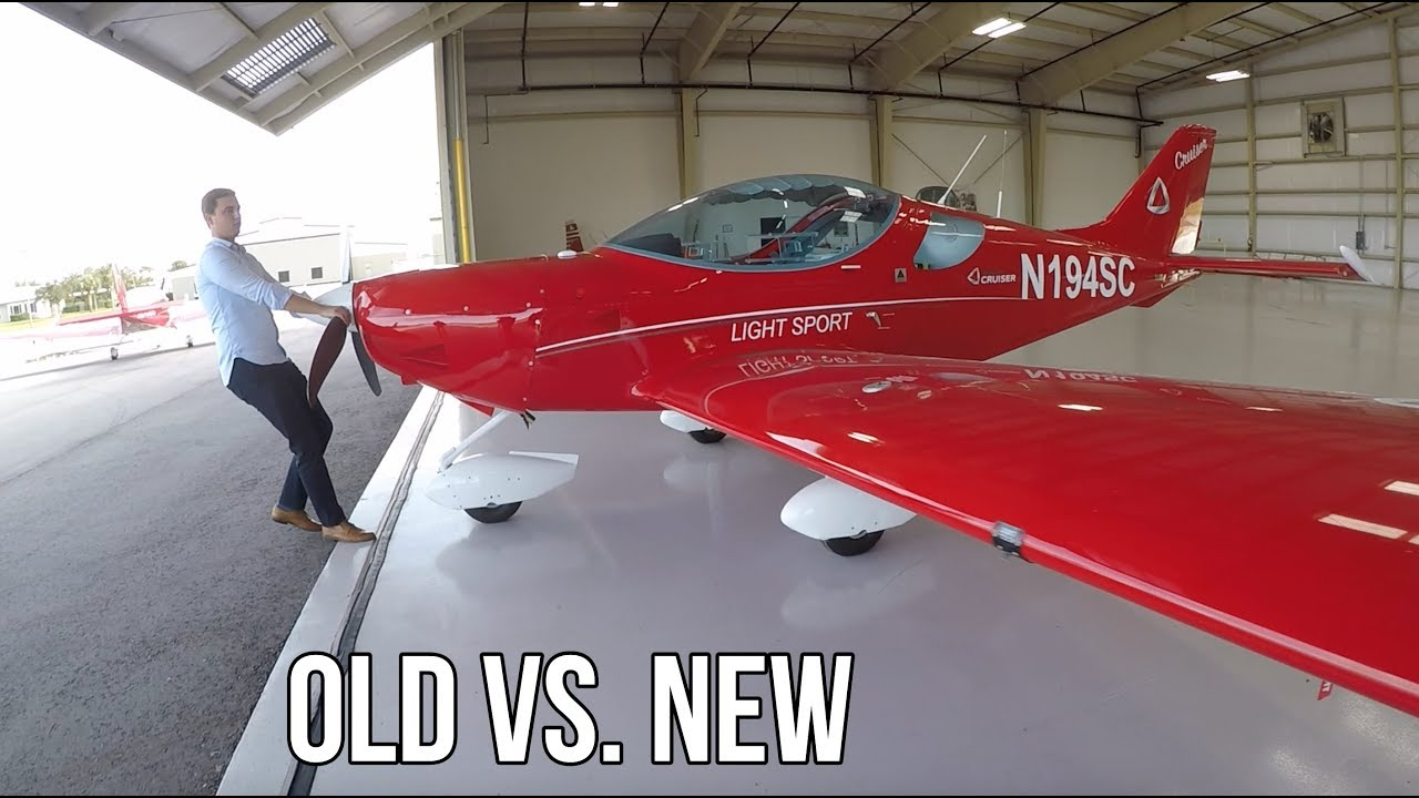 Pilot Training In A Modern Airplane Vs  Old Cessnas