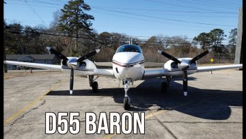 Beechcraft Baron Is One Superb Twin Engine Aircraft