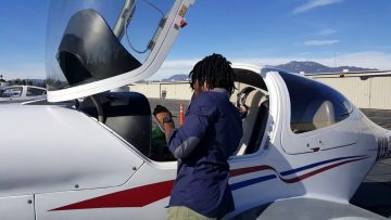 Diamond DA40 Preflight Inspection