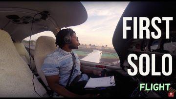mikes-solo-flight