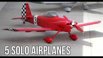 1 Seater Airplanes You Can Buy In 2019