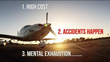 5 Reasons You Should Not Get A Private Pilots License