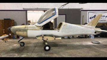 Azalea Aviation Factory Tour | Saberwing LSA