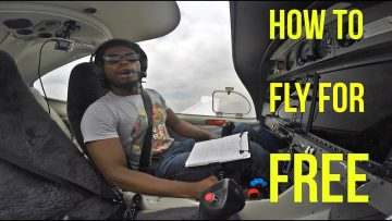 How To Fly For Free – Student Pilot Or Private Pilot