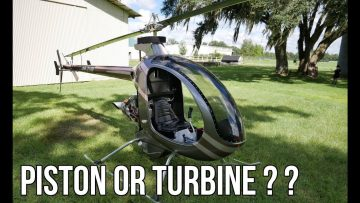Mosquito Helicopter Engine Choices | Experimental