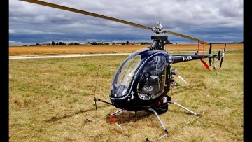 Mosquito Helicopter Unmanned Drone