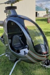 Mosquito Helicopter XET Start Up And Cockpit Flow