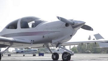2005 Diamond DA40 – Owners Review