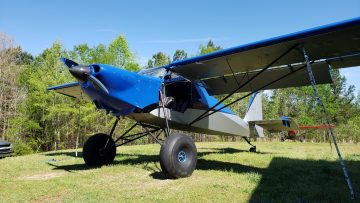 SuperSTOL XL BUSH Airplane