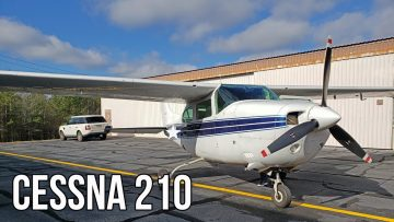 Cessna 210 l SUV Of The Skies l More Payload More Range