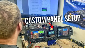 Inside The PANEL Shop l Customized Avionics l Midwest Panel Builders