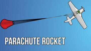 parachute-rocket
