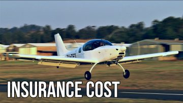 The Cost Of Airplane Insurance l Certified Vs. Experimental