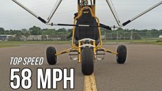 An Ultralight For Less Than $30,000. Fly With Just A Drivers License
