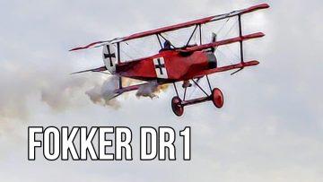 fokker-dri-aircraft