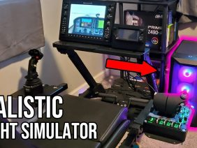 Realistic Flight Simulator