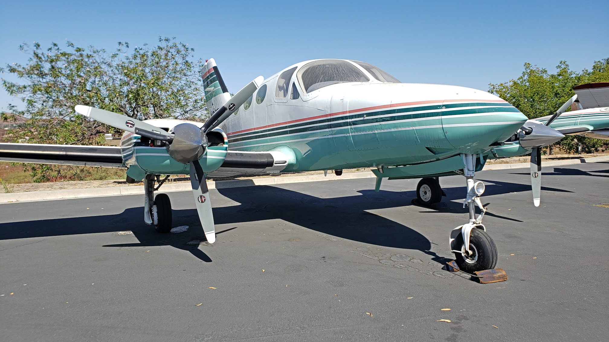 Cessna 414 Chancellor | One Of The Best Pressurized Twin
